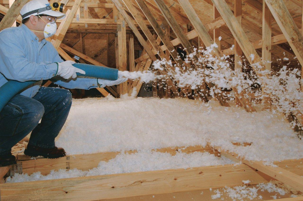 What Are The Different Types Of Insulation Building
